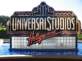 Los Angeles house photo - Universal Studios