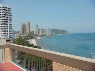 Santa Marta condo photo - Beautiful view from the terrace
