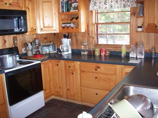 Newfound Lake cottage photo - Kitchen