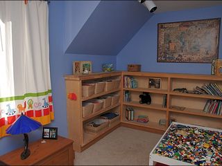 Steamboat Springs house photo - Bedroom 6 - Lego Table & Play area