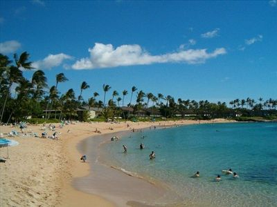 Enjoy the beach at beautiful Napili Bay!