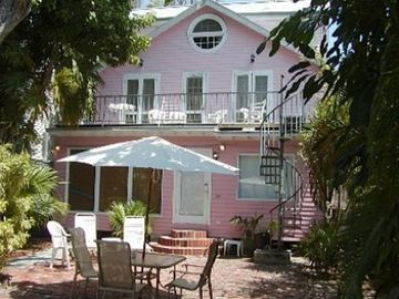 Key West house rental - .
