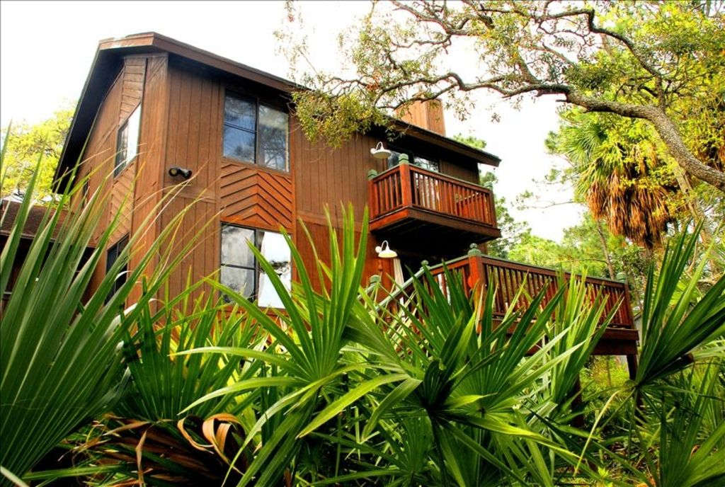 Marsh Front Fripp Island Home With Golf Cart Vrbo