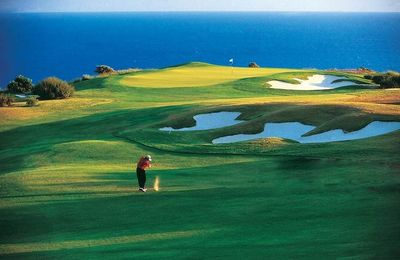 Aphrodite Hills Golf not far away
