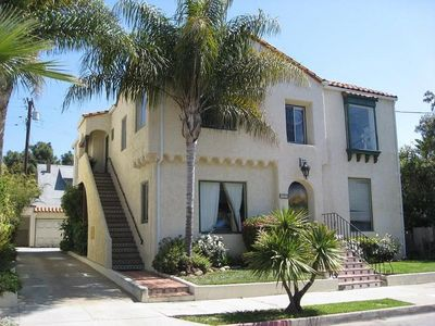 Mariposa- One Bedroom Flat; sweet getaway by the Beach!  newly renovated beauty