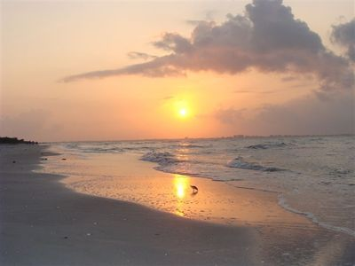 Sunrise at Sanibel Arms West