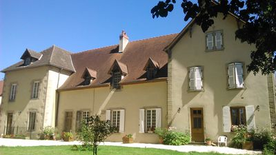 Gite of the tower 50m ² has brion in l autunois 1 room 5 beds