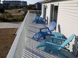 Virginia Beach house photo - Deck seating
