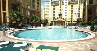 Lake Buena Vista condo photo - second conventional pool
