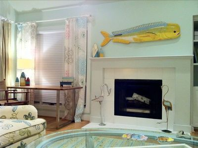 Fun Beach Living -  Fabulous decor and finishes make for a great stay!