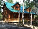 Broken Bow cabin photo