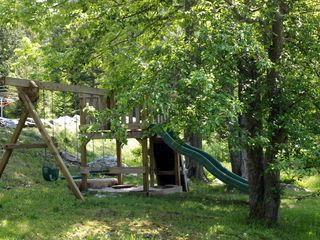 Lamoine cottage photo - The Swing