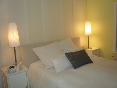 Reykjavik apartment rental - Luxurious Queen bed