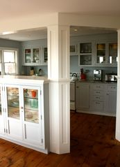 Stonington house photo - buffet