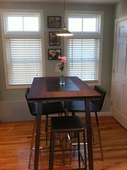 Provincetown cottage photo - Dining area