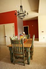 Ruidoso condo photo - dining area