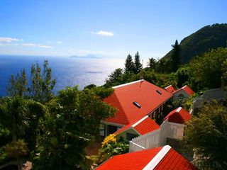 Saba house photo - Hummingbird Villa is an oceanside oasis for the discriminating traveler.