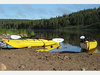 Lunenburg cottage photo - Kayaks for your use