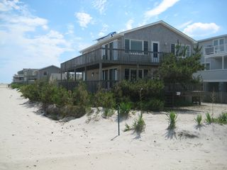 Harvey Cedars house photo - beachfront home
