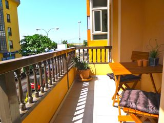 Puerto de la Cruz apartment photo - Balcony