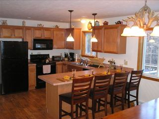 Towamensing Trails chalet photo - Fully Equiped Gourmet Kitchen!!