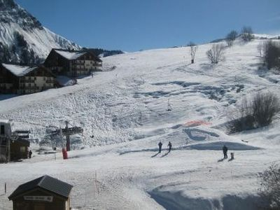 A 5etages Ski Slopes !! Appt 6/7 Pers Comfort 47m2 +12 m2 floor balcony view