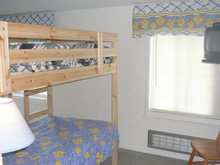 North Woodstock townhome photo - Kids can watch movies in their cool bunkroom