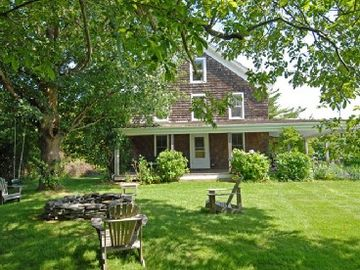Southampton farmhouse rental - Relaxed country atmosphere