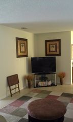 Palm Coast house photo - Living Room 46' Flat Screen TV