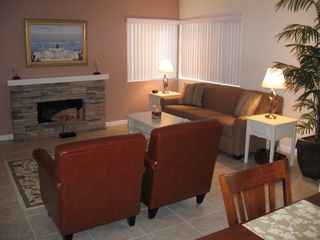 Dana Point condo photo - Living Room With Queen Sofa Sleeper
