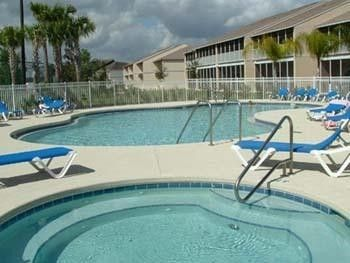 Formosa Gardens condo rental - Heated Spa & Pool