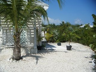 Providenciales - Provo cottage photo - The entrance into your cozy retreat