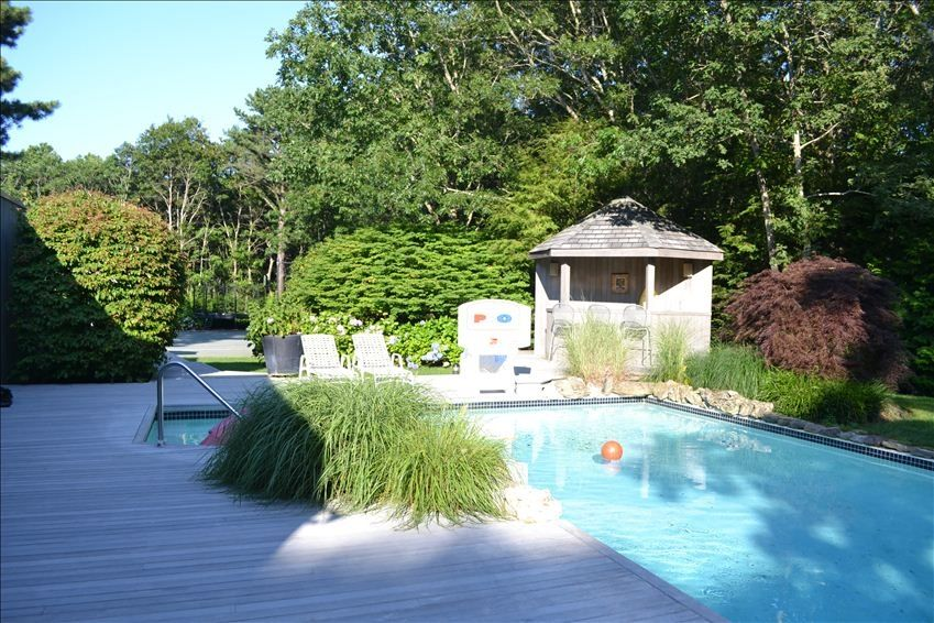 Quogue Vacation Rental - VRBO 365226 - 6 BR Hamptons House in NY
