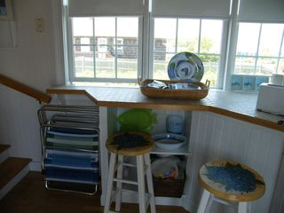 West Yarmouth condo photo - Kitchen Breakfast Bar