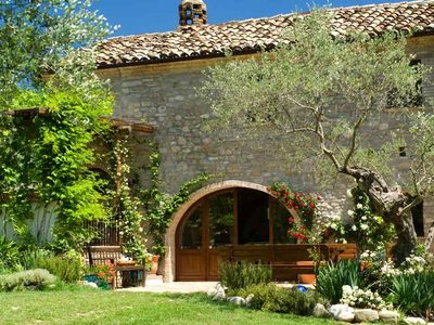 Montefino farmhouse rental - Casa Cichella