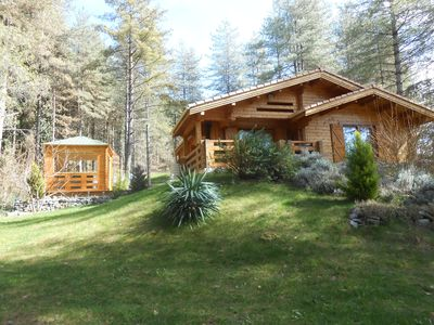 CHALET BOIS PYRENEES NATURE AND RELAXATION SPA WITH PRIVATE