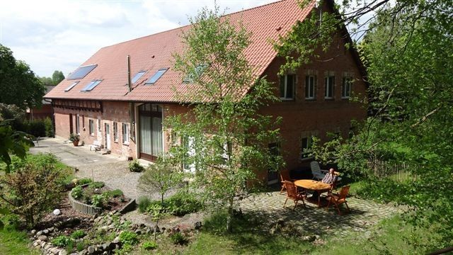 Landlust Pur on 170 square meters, terrace and garden - DOGS VERY welcome!