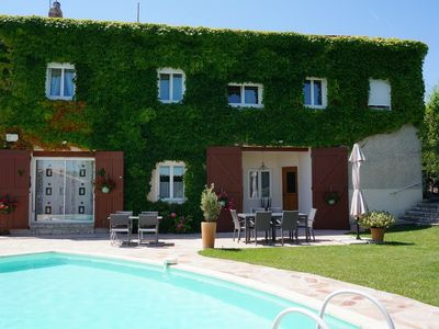 Accommodation near the beach, 40 square meters, with garden