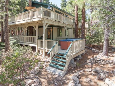 Photo for 4BR Cabin Vacation Rental in Agate Bay, California