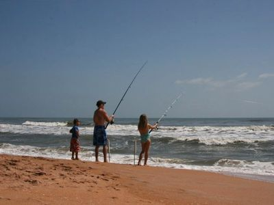 Ormond-by-the-Sea house rental - great fishing!!!