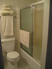 Provo townhome photo - Bathroom. All of them are the same.