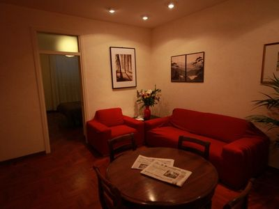 Prati (Vatican area) apartment rental - living room