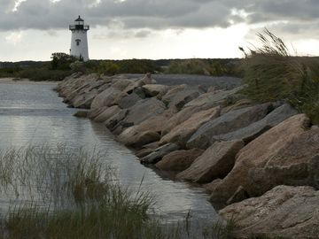 Edgartown Lighthouse (Approx. 8 min. walk from house)