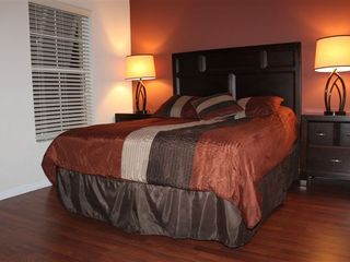 Encantada Resort townhome photo - Main floor master bedroom with attached full bathroom