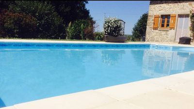 Beautiful Luxury Gite with heated pool in the heart of Limousin close to Dordogn