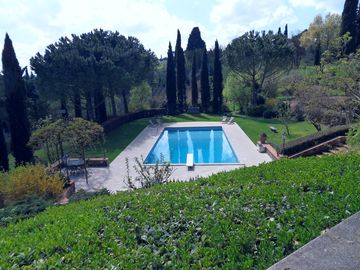 Gavinana - Galluzzo apartment rental - Swimming Pool