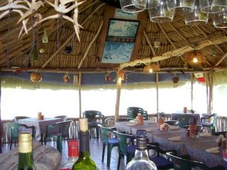 Xcalak villa photo - Mama Ruths Restaurant on the Caribbean Sea