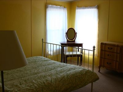 Keene cottage rental - Master Bedroom