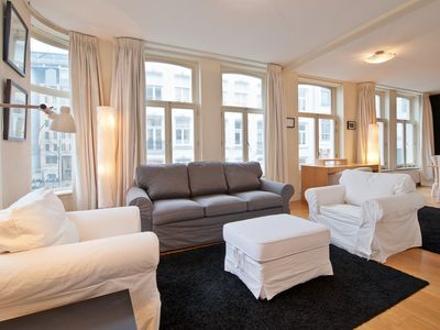The Dam Square Apartment 1 is conveniently located on Dam Square wi...