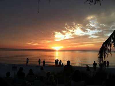Savor the magnificence of the sunsets!